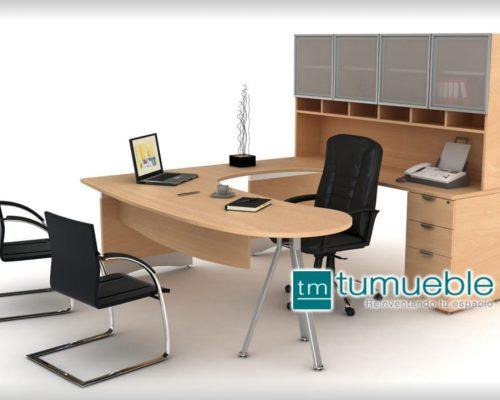 Oficina Ejecutiva Melamina  CDM-005