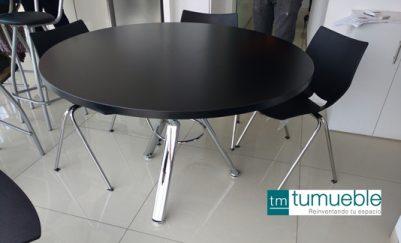 mesa redonda oficina < Etiquetas del producto < TuMueble