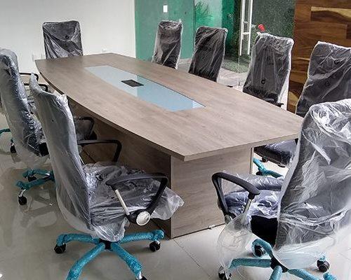 Mesa de Juntas MJ-003