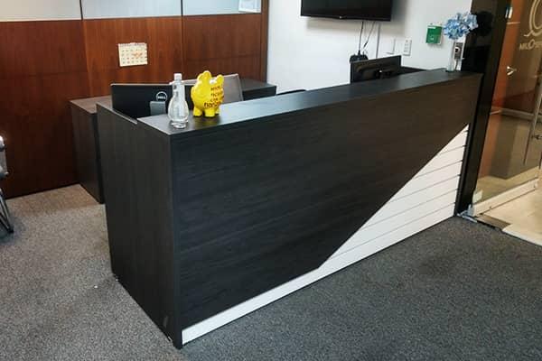Mueble de Recepción Recta REC-016