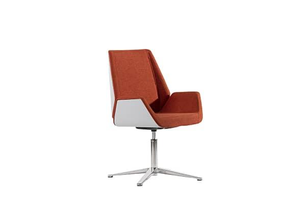 silla shell para oficina